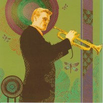 Jazzman à la trompette