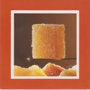 Carte Les Pâtes de fruits