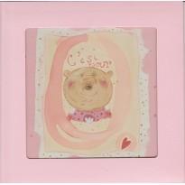 """Carte anniversaire enfant """"Petit Ours"""""""