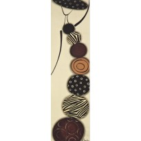 """Femme """"chocolats"""", marque-pages"""