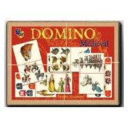 "Jeu de Domino ""Médiéval"""