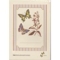 """Etiquettes autocollantes multi-usages """"Papillons"""""""