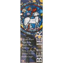 Marque-pages signe zodiacal Bélier