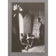 """Birmanie"" de Sabine Weiss"