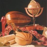 Cartes Instruments de musique