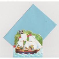 Les Oursons jouent les Pirates, mini cartes d'anniversaires pour enfants
