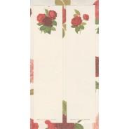 "Marque-pages parfumés ""Roses"""