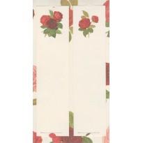 """Marque-pages à bouquets de """"Roses"""""""