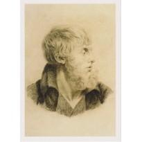 """""""Auto-portrait"""" de Caspar David Friedrich"""