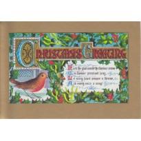 Christmas Greetings : Etiquettes, mini-cartes pour cadeaux de Noël
