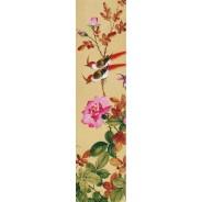 Oiseaux et fleurs de Kwang-Ling Ku, marque-pages