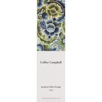 Design 1 Collection Collier Campbell reproduit sur ce marque-pages