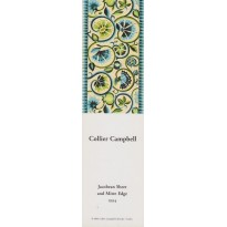 Design 2 Collection Collier Campbell reproduit sur ce marque-pages