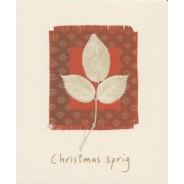 Brin d'amour pour Noël : carte de Joyeux Noël