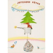 Père Noël et son Hélicoptère !