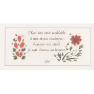 La mesure de l'Amour.... (Saint Augustin)