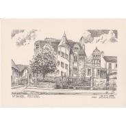 Cartes Hôtel particulier Jean Beaucé à Poitiers