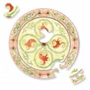 Puzzle motif Vrille - Carterie Poitiers