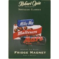 Magnet Milky Way, Maltesers et Mars