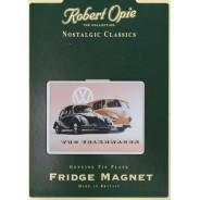 Magnet VolKswagen publicité  vintage