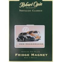 Magnet Volkswagen, publicité anglaise vintage