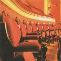 Fauteuils du théatre de Cherbourg, carte postale photo artistique