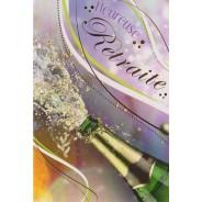 Heureuse Retraite et champagne, ça se fête