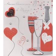 Choix varié de cartes mariages ou anniversaires de mariage
