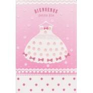 Bienvenue petite garçon, bienvenue petite fille, cartes de félicitations de naissance