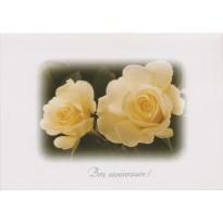 Bon Anniversaire, cartes d'anniversaires fleuries