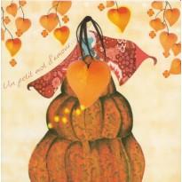 """""""Un petit mot d'amour"""", carte de Saint Valentin"""