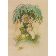 """Histoires de """"Tournesols"""" et """"Marguerite"""", cartes pour enfants"""