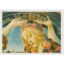 Madones et Vierges à l'Enfant par les grands maîtres de la peinture, cartes d'art