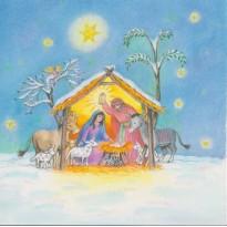 Cartes de Noël, thème Noël autour du monde