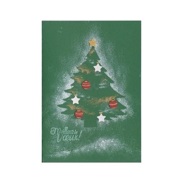 Lot de 10 belles cartes de no l dans les th mes de no l et nouvel an - Les plus belles cartes de noel ...