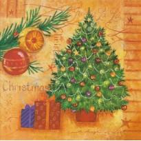 Lot de 10 cartes de Voeux et cartes de Noël