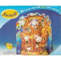 Arche de Noë, carte en 3D