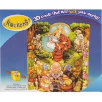 Alice au Pays des Merveilles, Carte en 3 D