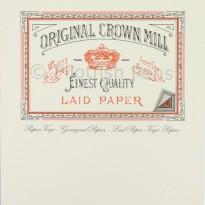 Cartes Papier Vergé crème14,5 cm x 14,5 cm et enveloppes