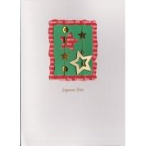 Joyeuses Fêtes, cartes de Noël en scrapbooking