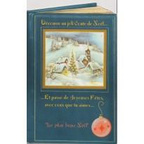 2 Contes de Noël en cartes de Noël