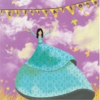 Carte de Félicitations illustrée par Alessandra Reach