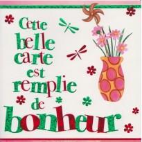 Cartes Porte-Bonheur