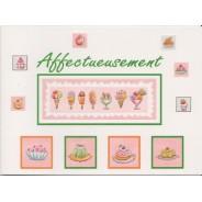 "Cartes ""Affectueusement"" gourmandes"
