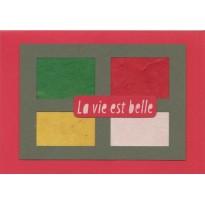"""""""La Vie est belle"""", carte pour un horizon Retraite"""