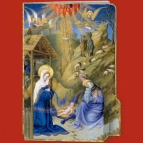 Maquettes papier Nuit de Noël et Nativité
