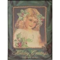 Sachets parfumés Epices de Noël décor Noëls anglais
