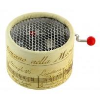 Boites à musique à manivelle Berceuse de Brahms