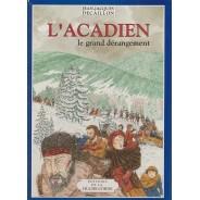 L'Acadien, bande dessinée Jean-Jacques Decaillon