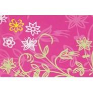 Cartes simples motifs fleuris pour Toutes Occasions